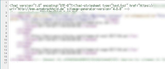 wordpressにgoogle xml sitemapsをインストールしたらエラーが出たときの